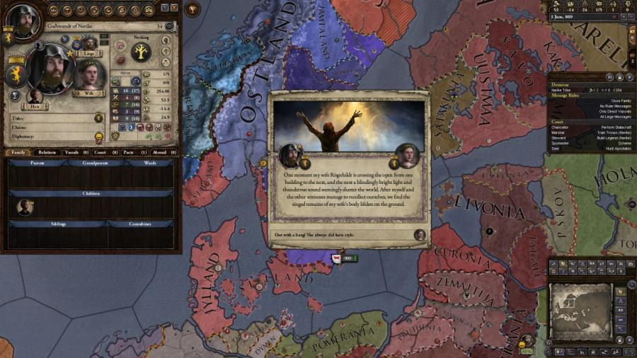 Crusader Kings II - Monks and Mystics (DLC) Screenshot 7