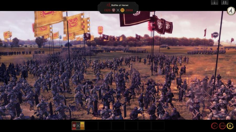 Oriental Empires Screenshot 8