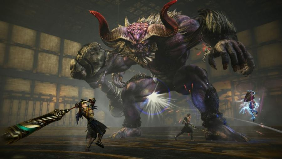Toukiden 2 Screenshot 6