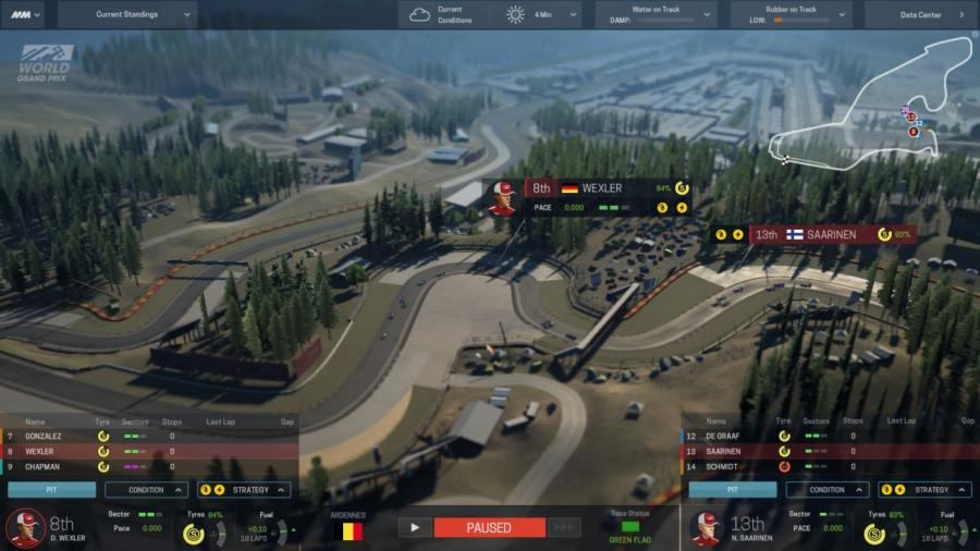 Motorsport Manager Screenshot 7