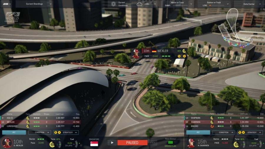 Motorsport Manager Screenshot 9
