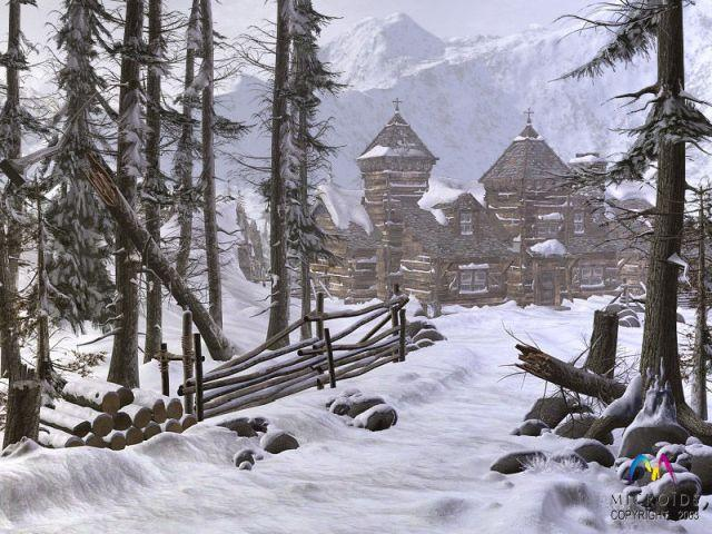 Syberia 2 Screenshot 4