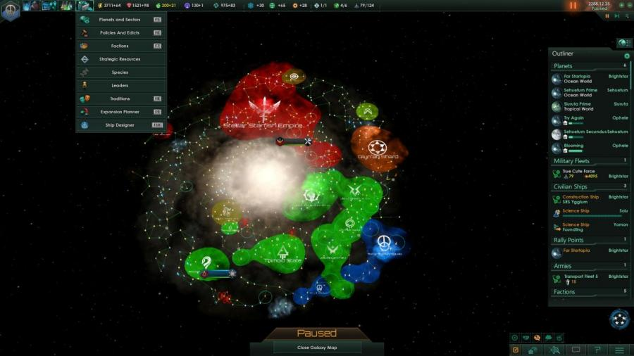 Stellaris - Utopia DLC Screenshot 7
