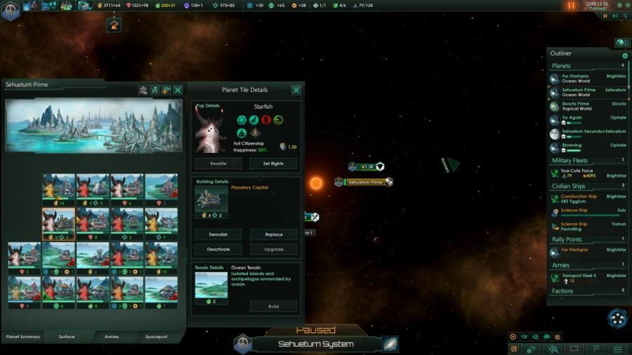 Stellaris - Utopia DLC Screenshot 8