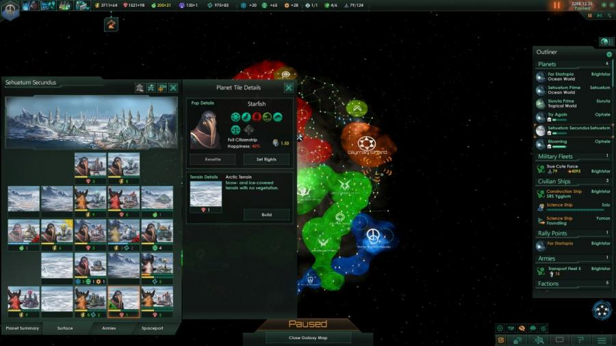 Stellaris - Utopia DLC Screenshot 9