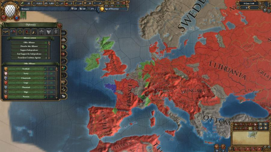 Europa Universalis IV - Mandate of Heaven (Addon) Screenshot 8