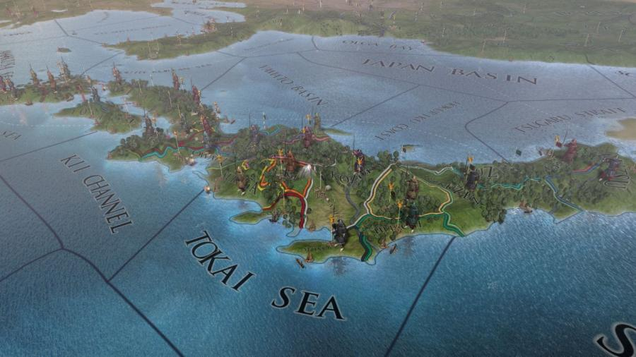 Europa Universalis IV - Mandate of Heaven (Addon) Screenshot 2