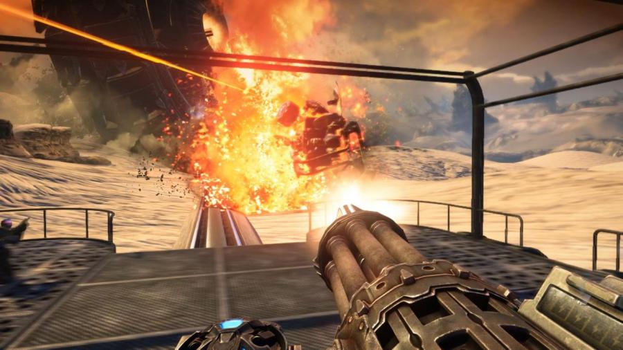 Bulletstorm - Full Clip Edition Screenshot 6