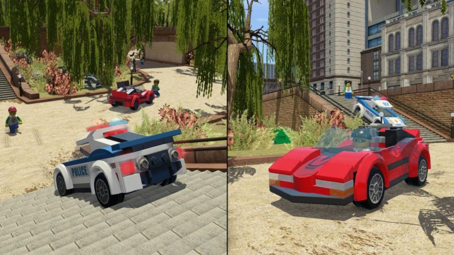 Lego City Undercover Screenshot 4