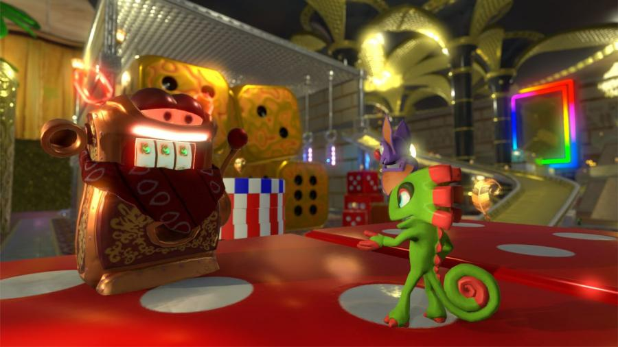 Yooka Laylee Screenshot 4