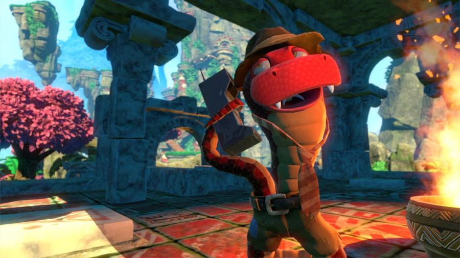 Yooka Laylee Screenshot 6
