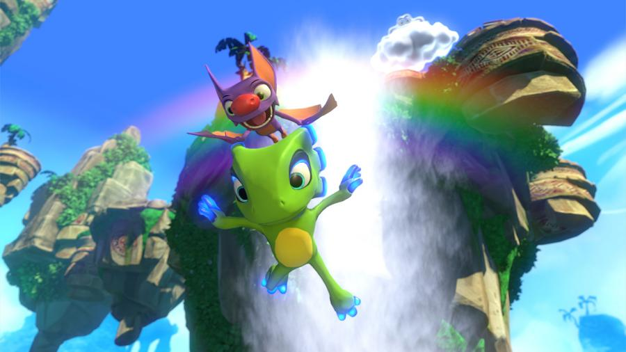 Yooka Laylee Screenshot 1