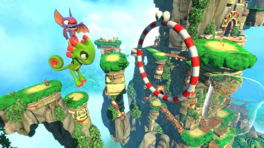 Yooka Laylee Screenshot 7