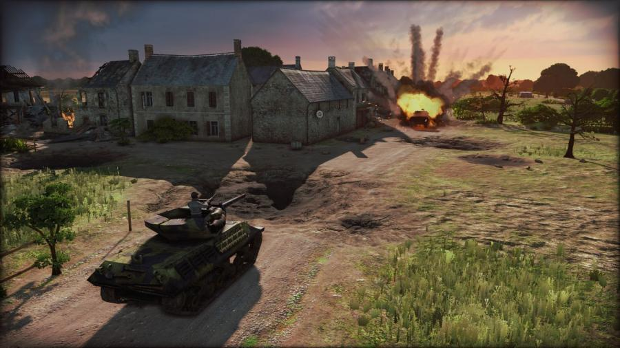 Steel Division Normandy 44 Screenshot 6