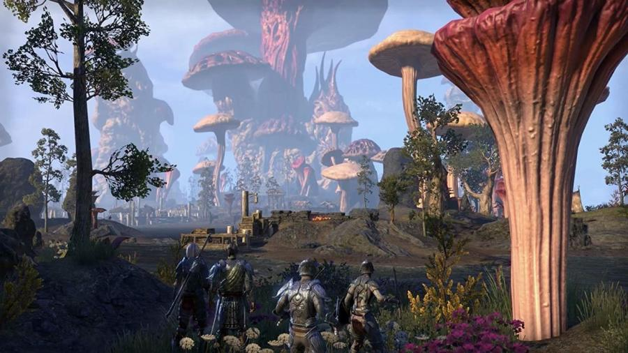The Elder Scrolls Online - Morrowind (Addon) Screenshot 1