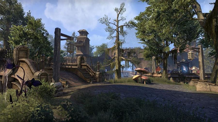 The Elder Scrolls Online - Morrowind (Addon) Screenshot 2