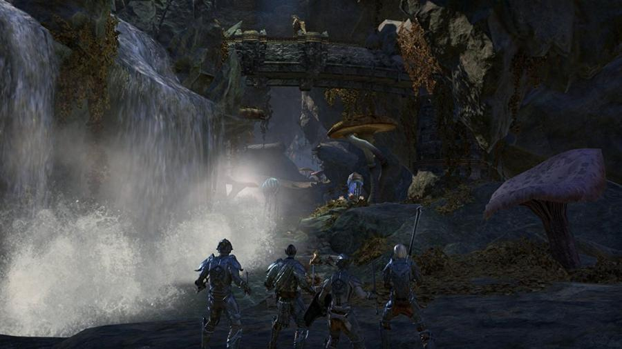 The Elder Scrolls Online - Morrowind (Addon) Screenshot 4