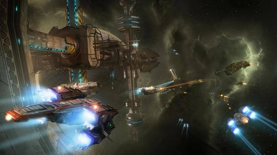 Starpoint Gemini Warlords Screenshot 2
