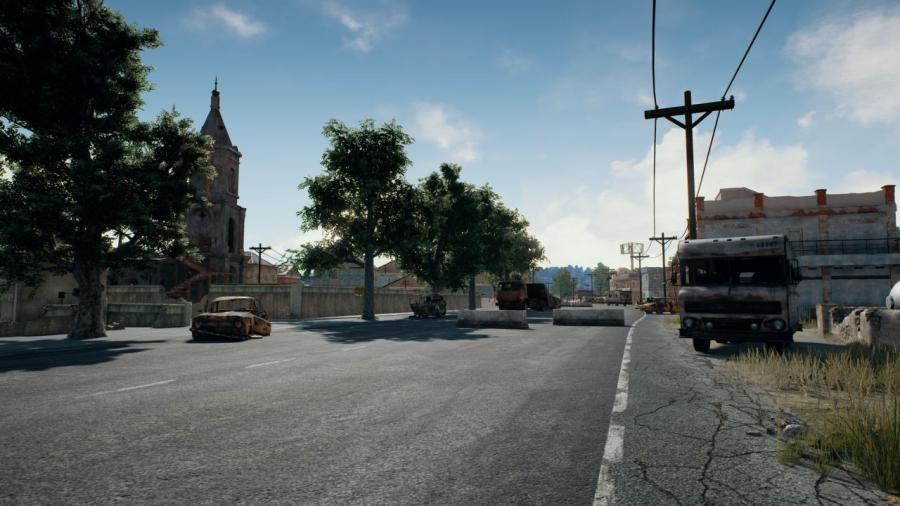 PlayerUnknown's Battlegrounds Screenshot 1