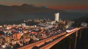 Cities Skylines - Mass Transit (DLC) Screenshot 2