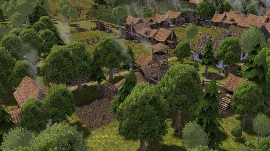 Banished Screenshot 2