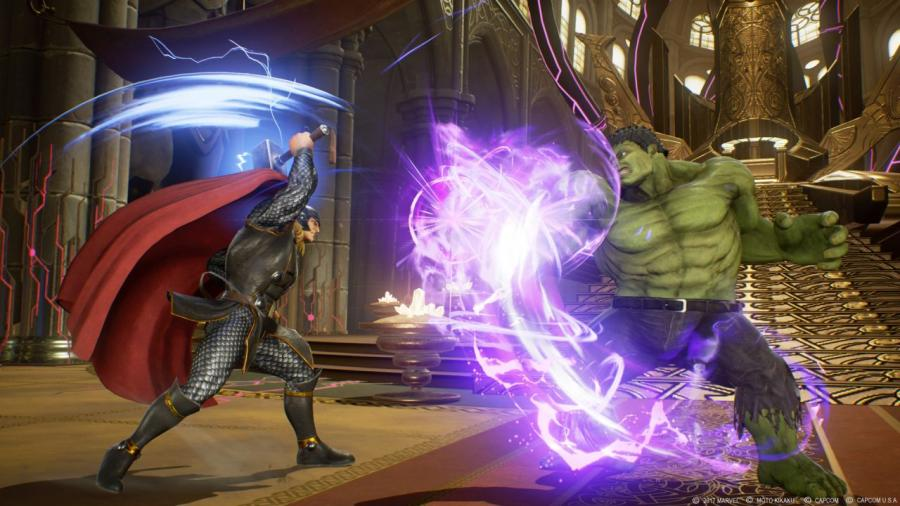 Marvel vs Capcom Infinite Screenshot 3