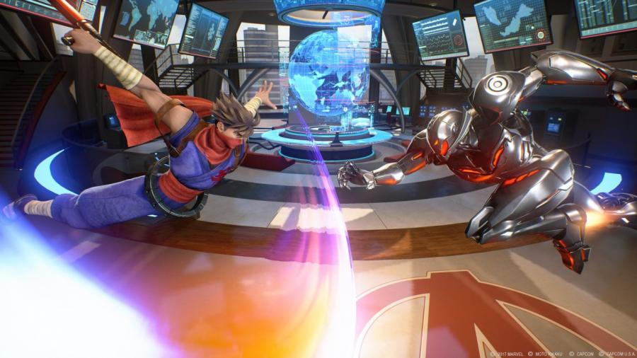 Marvel vs Capcom Infinite Screenshot 8