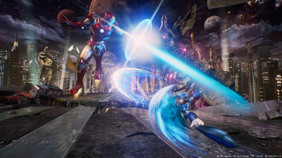 Marvel vs Capcom Infinite Screenshot 7