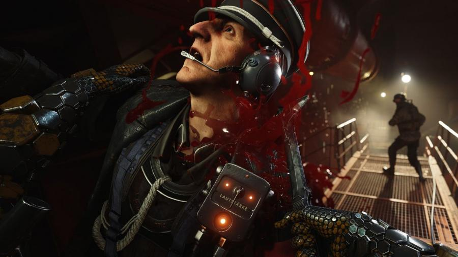Wolfenstein II - The New Colossus Screenshot 5