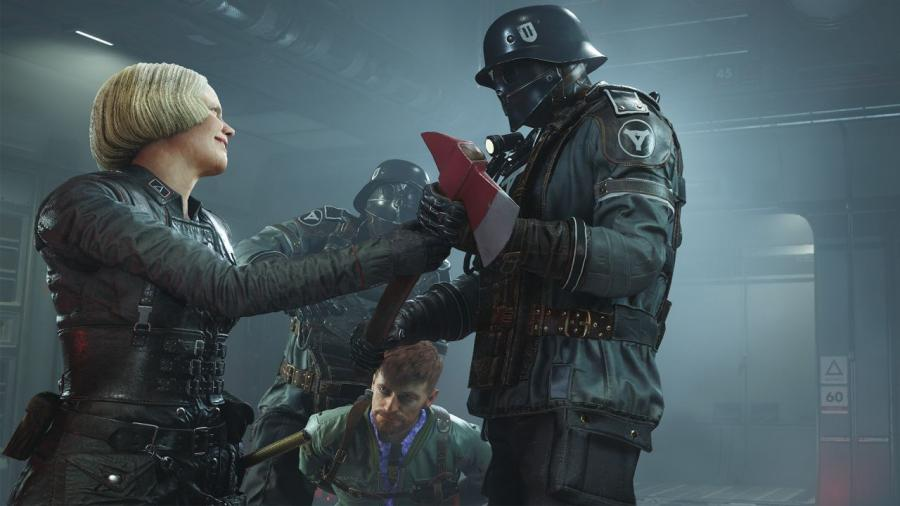 Wolfenstein II - The New Colossus DE/AT Key Screenshot 1