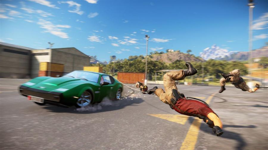 Just Cause 3 - Xbox One Download Code Screenshot 7