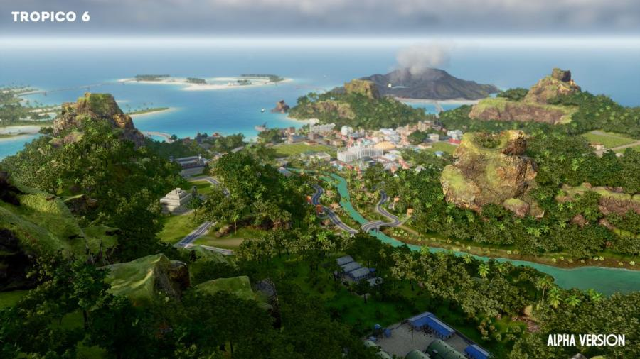 Tropico 6 Screenshot 2