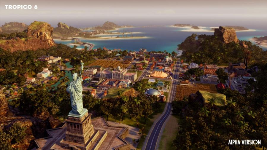 Tropico 6 Screenshot 1