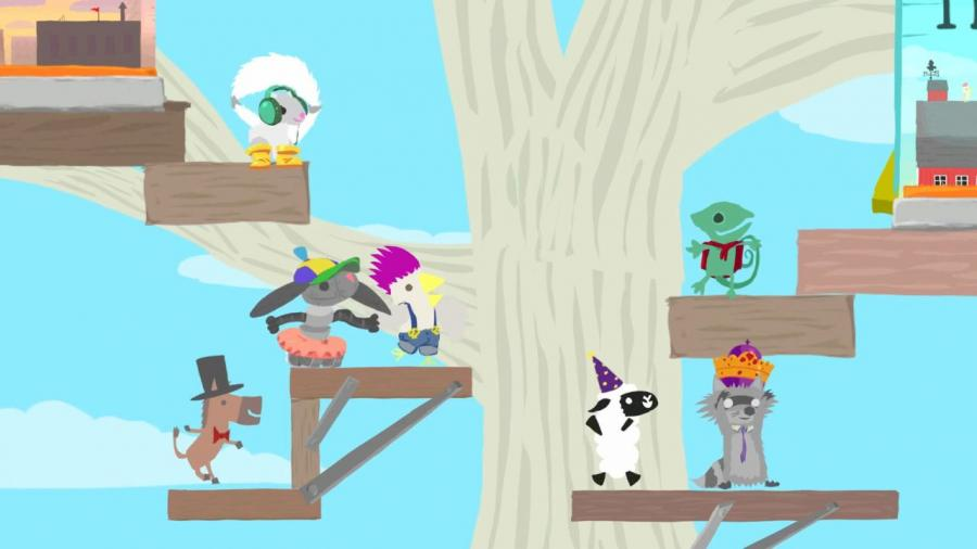 Ultimate Chicken Horse Screenshot 4