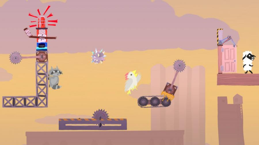 Ultimate Chicken Horse Screenshot 3