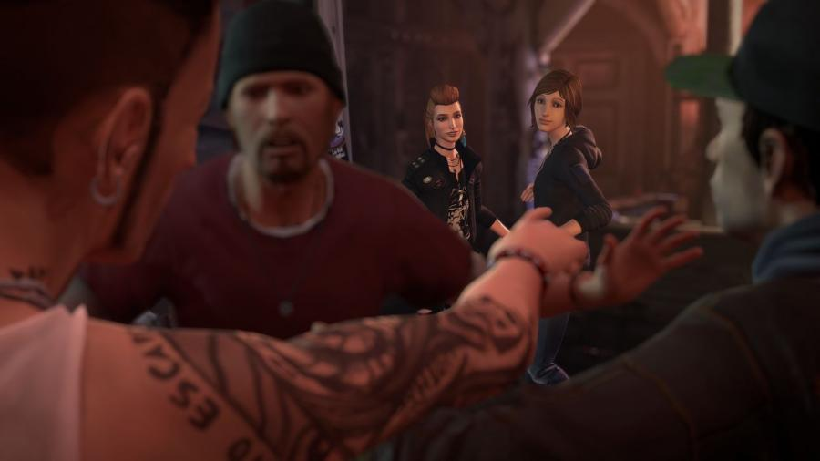 Life is Strange - Before the Storm (Deluxe Edition) Screenshot 4