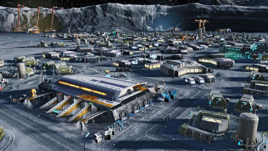 Anno 2205 - Ultimate Edition (Königs-Edition) Screenshot 2