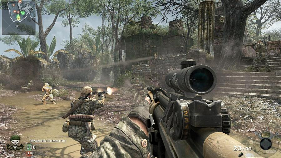 Call of Duty Black Ops - DE Key Screenshot 4