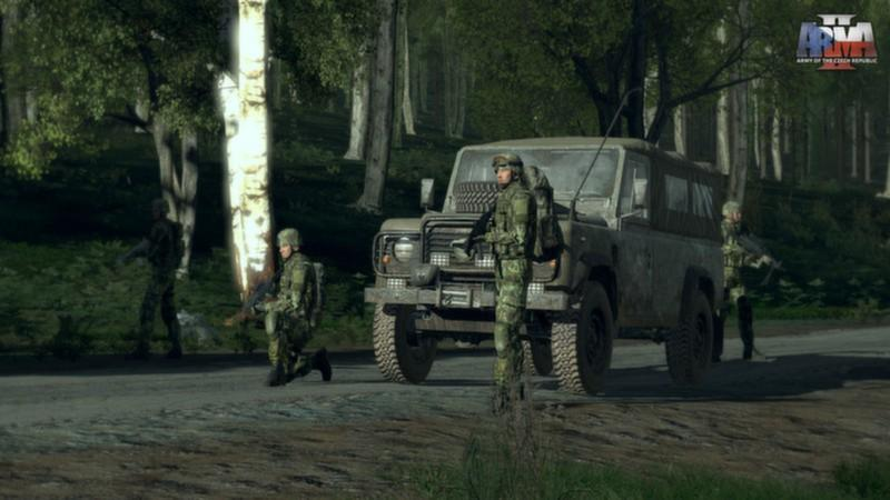 Arma 2 - Army of the Czech Republic (DLC) Screenshot 8