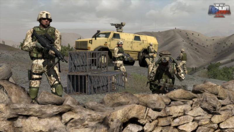 Arma 2 - Army of the Czech Republic (DLC) Screenshot 3
