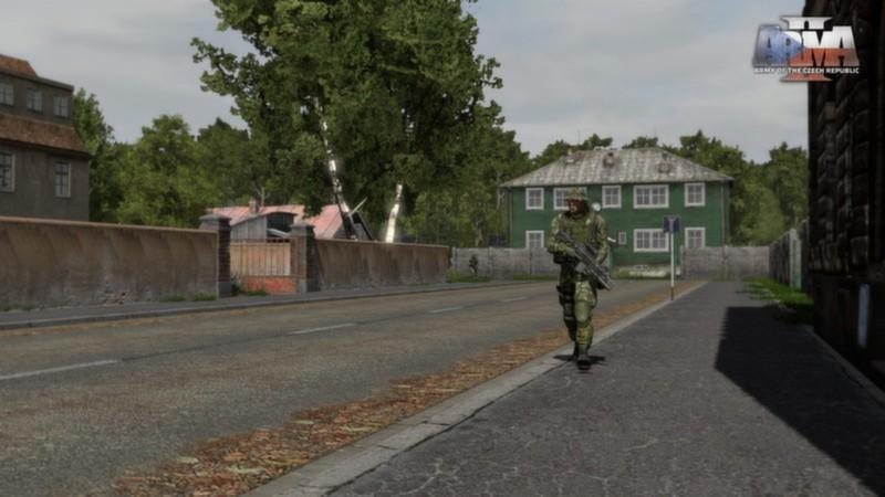 Arma 2 - Army of the Czech Republic (DLC) Screenshot 5