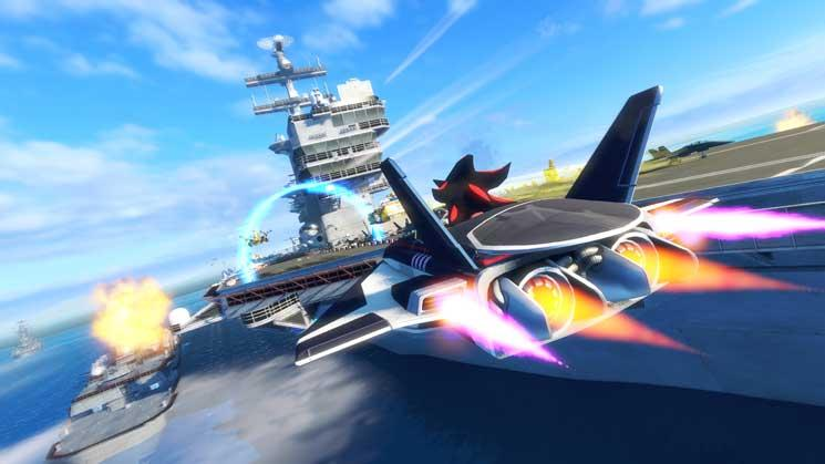 Sonic & SEGA All-Stars Racing Transformed - Steam Geschenk Key Screenshot 7