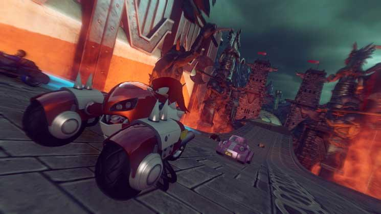 Sonic & SEGA All-Stars Racing Transformed - Steam Geschenk Key Screenshot 4