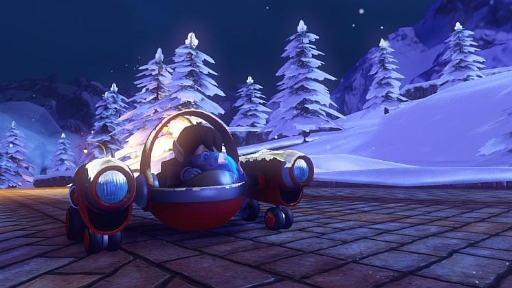 Sonic & SEGA All-Stars Racing Transformed - Steam Geschenk Key Screenshot 6