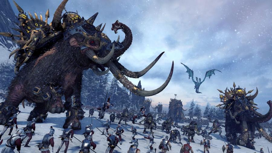 Total War Warhammer - Norsca DLC Screenshot 3