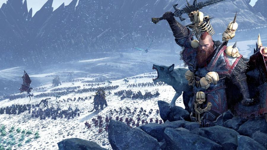 Total War Warhammer - Norsca DLC Screenshot 4