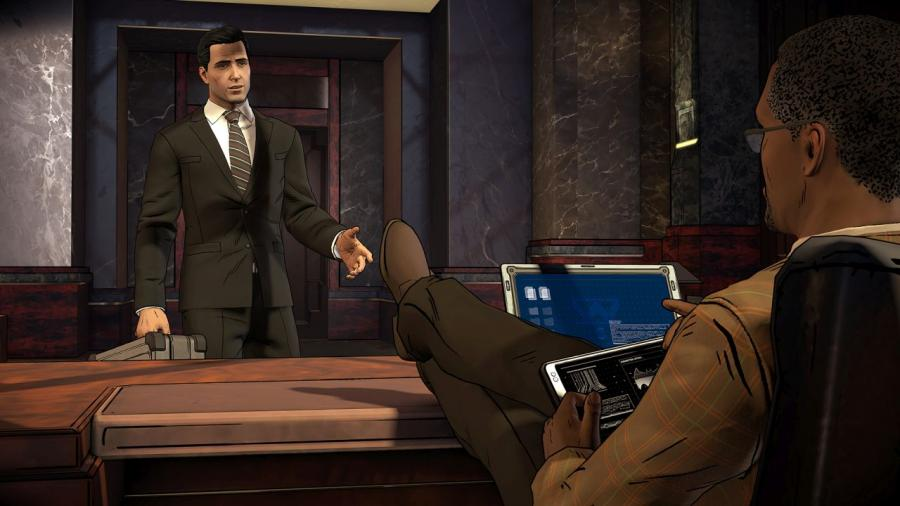 Batman - The Enemy Within - The Telltale Series Screenshot 6