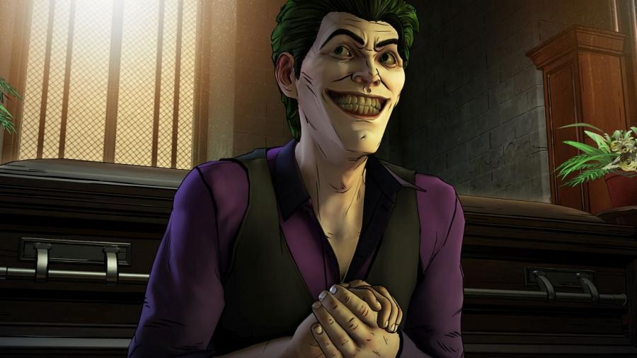 Batman - The Enemy Within - The Telltale Series Screenshot 3