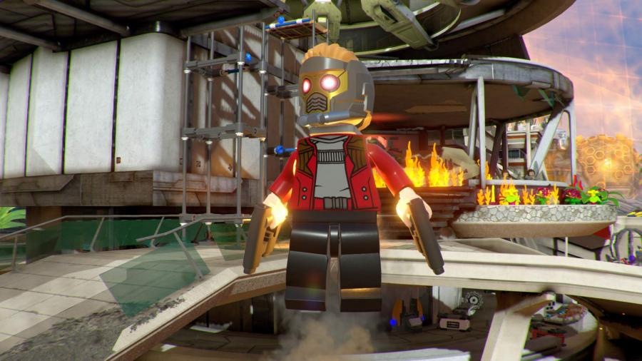 LEGO Marvel Super Heroes 2 Screenshot 3