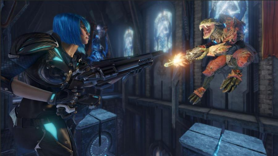 Quake Champions Screenshot 1